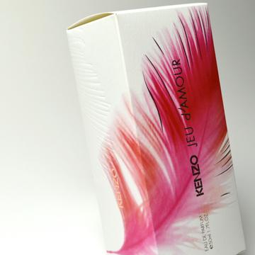 packaging luxe étui