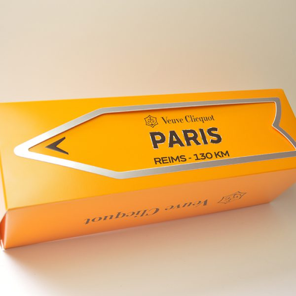 impression packaging luxe
