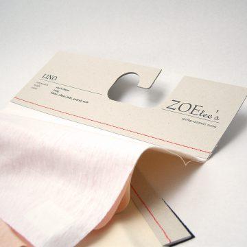 robraque échantillon tissu