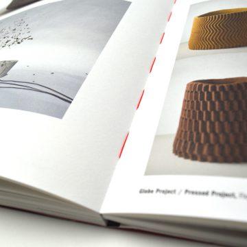 couture apparente avec façonnage à la suisse