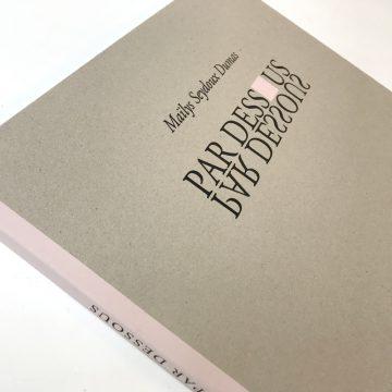 livre d'artiste portfolio