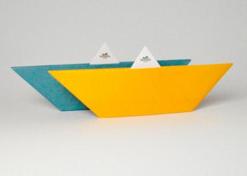 origami façonnage d'imprimerie