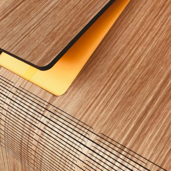packaging bois - luxe et haut de gamme